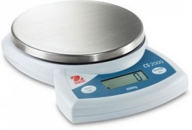 Ohaus Portable Digital 2000gram