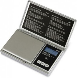 50 Pesola Digital Pocket Scale 500gram / 1.1 lb