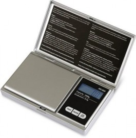 100 Pesola Digital Pocket Scale 1000gram / 2.2 lb