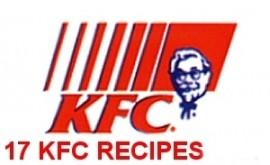 Kentucky Fried Chicken Original Recipes Cookbook